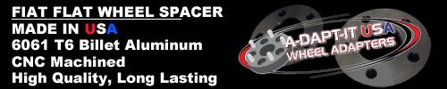 Fiat Wheel Spacer