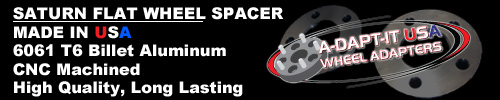Saturn Wheel Spacer