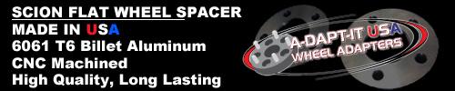Scion Wheel Spacer