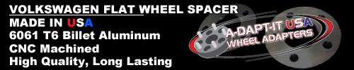 Volkswagen Wheel Spacer