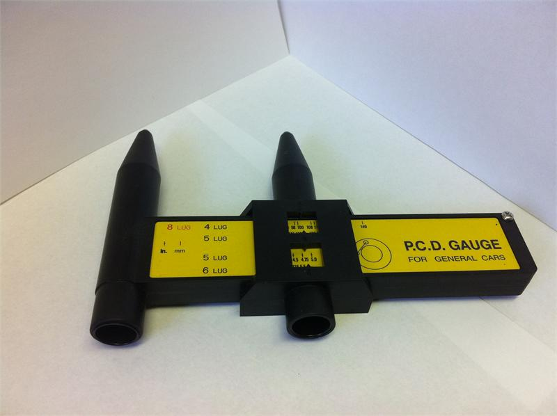 PCD Measuring Tool