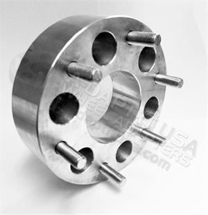 Wheel Adapters 6x120 to 6x5.00