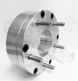 Wheel Adapter 6x120 to 5x115